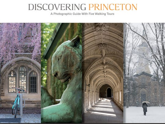 "The new book ""Discovering Princeton."""