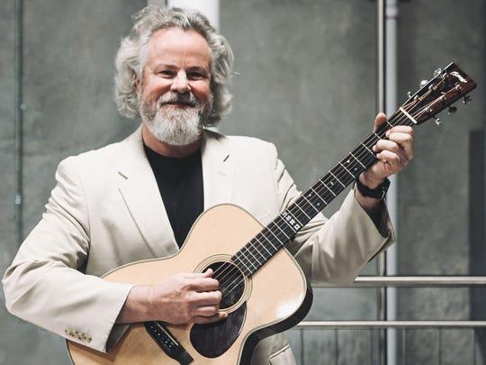 Texas musician Robert Earl Keen
