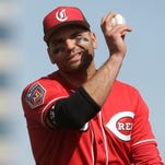 Spring Training: Homer Bailey struggles again; Reds fall to Angels, 4-3