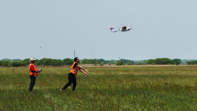 Texas A&M-Corpus Christi is offering drone lessons Jan. 7.
