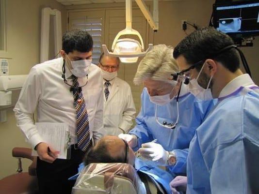 FRM dental implant