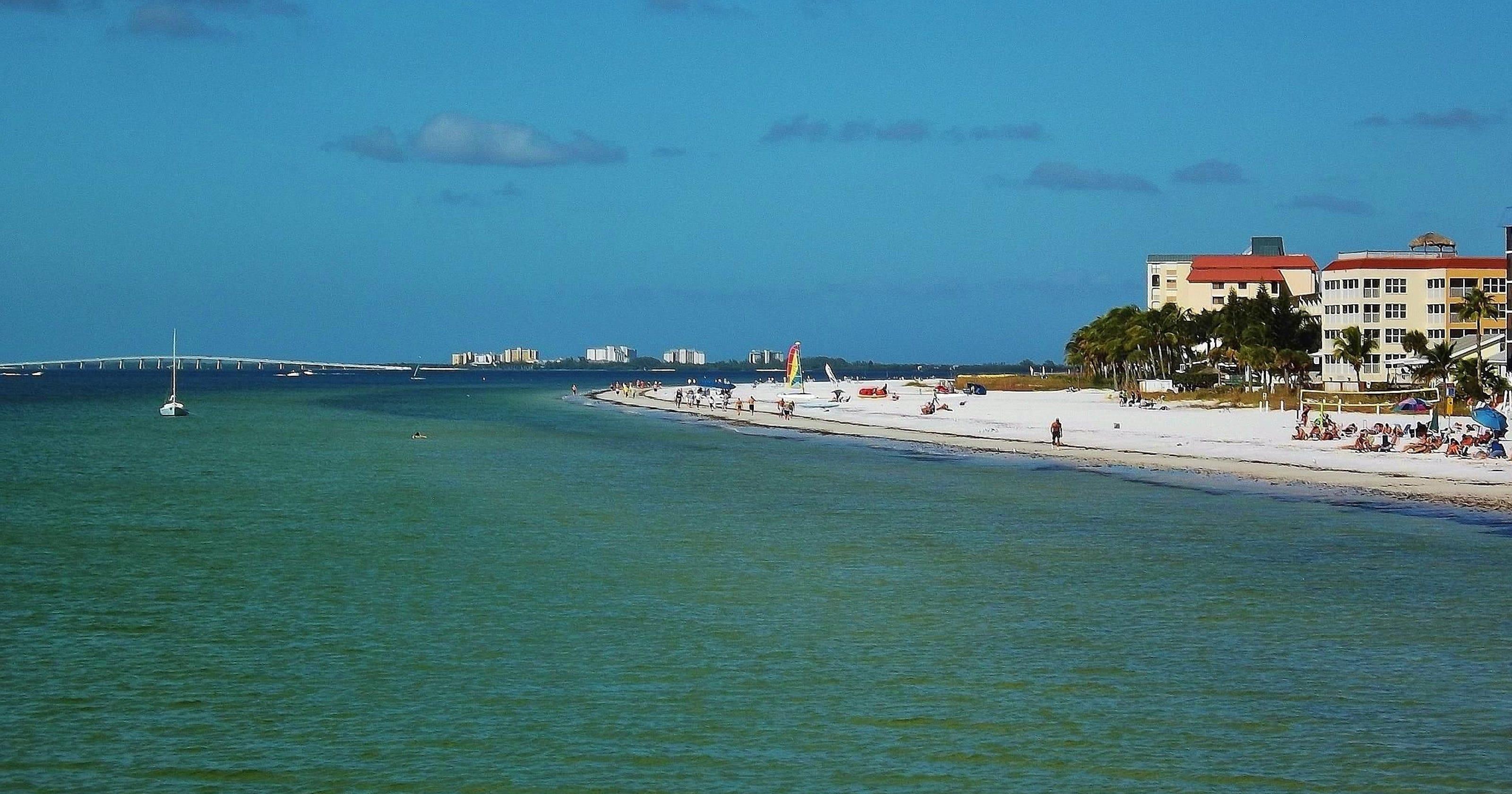 7ba1d432ed TripAdvisor ranks Fort Myers beach in top 25 beaches of 2018