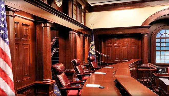 The U.S. Court of Appeals for the Federal Circuit, in Washington, D.C.