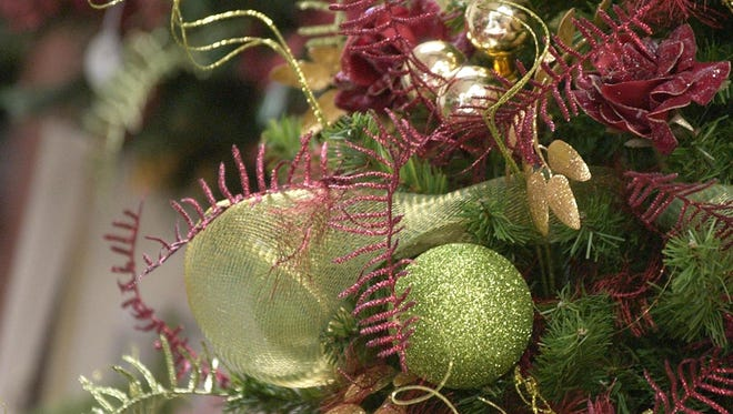 The second Festival of Trees begins Sunday at the Fox Cities Building for the Arts.