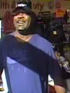 Westland police are searching for this man, whom they believe stole about $1,000 worth of cigarettes from a local store.