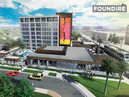 The former Lexington Hotel is being reborn as FOUND:RE,