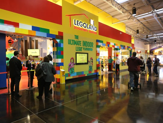LEGOLAND Discovery Center Michigan at Great Lakes Crossing