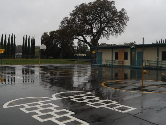 Rancho Tehama school is closed for the rest of the
