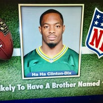 Fallon hands Ha Ha, other Packers a punchline