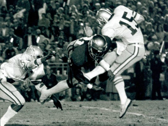 Bobby Butler was enshrined in FSU's Hall of Fame in