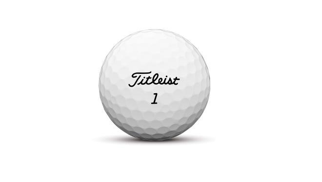 The new Titleist Soft golf ball