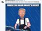 Memes del robo de jersey de Tom Brady en las redes