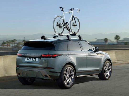 Base P250 models are powered by Land Rover's Ingenium
