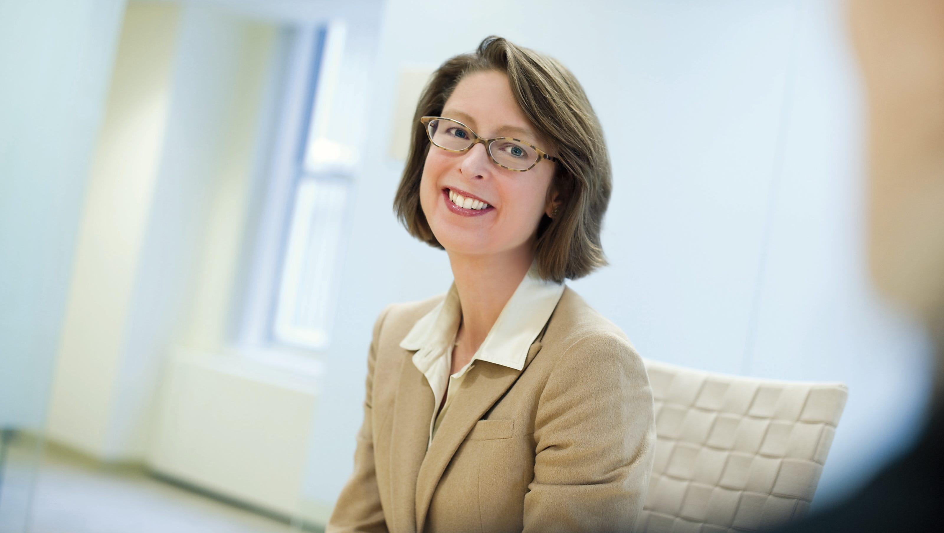 Abigail Johnson Becomes Fidelity Ceo