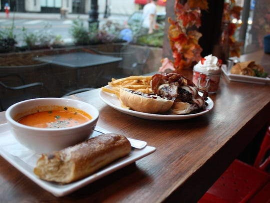 The Colonial's restaurant week menu gives diners the
