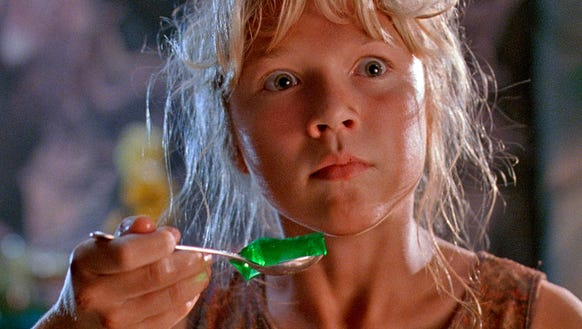"Ariana Richards played Lex in 1993's ""Jurassic World."""