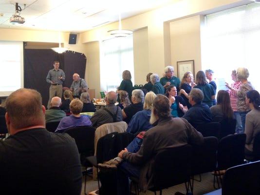 Hearing Impaired Oregonians & Advocates