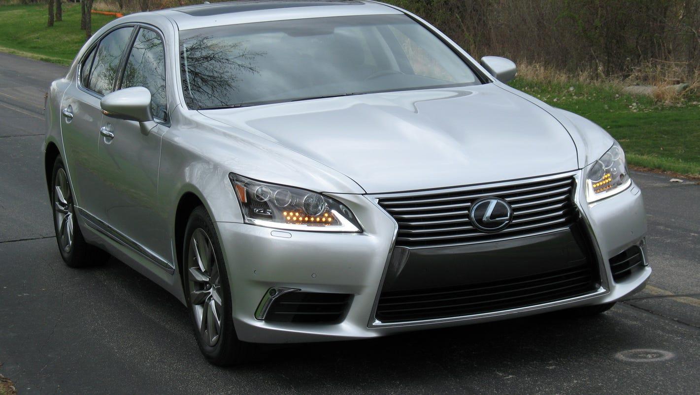 indulgent luxury in the 2016 lexus ls 460