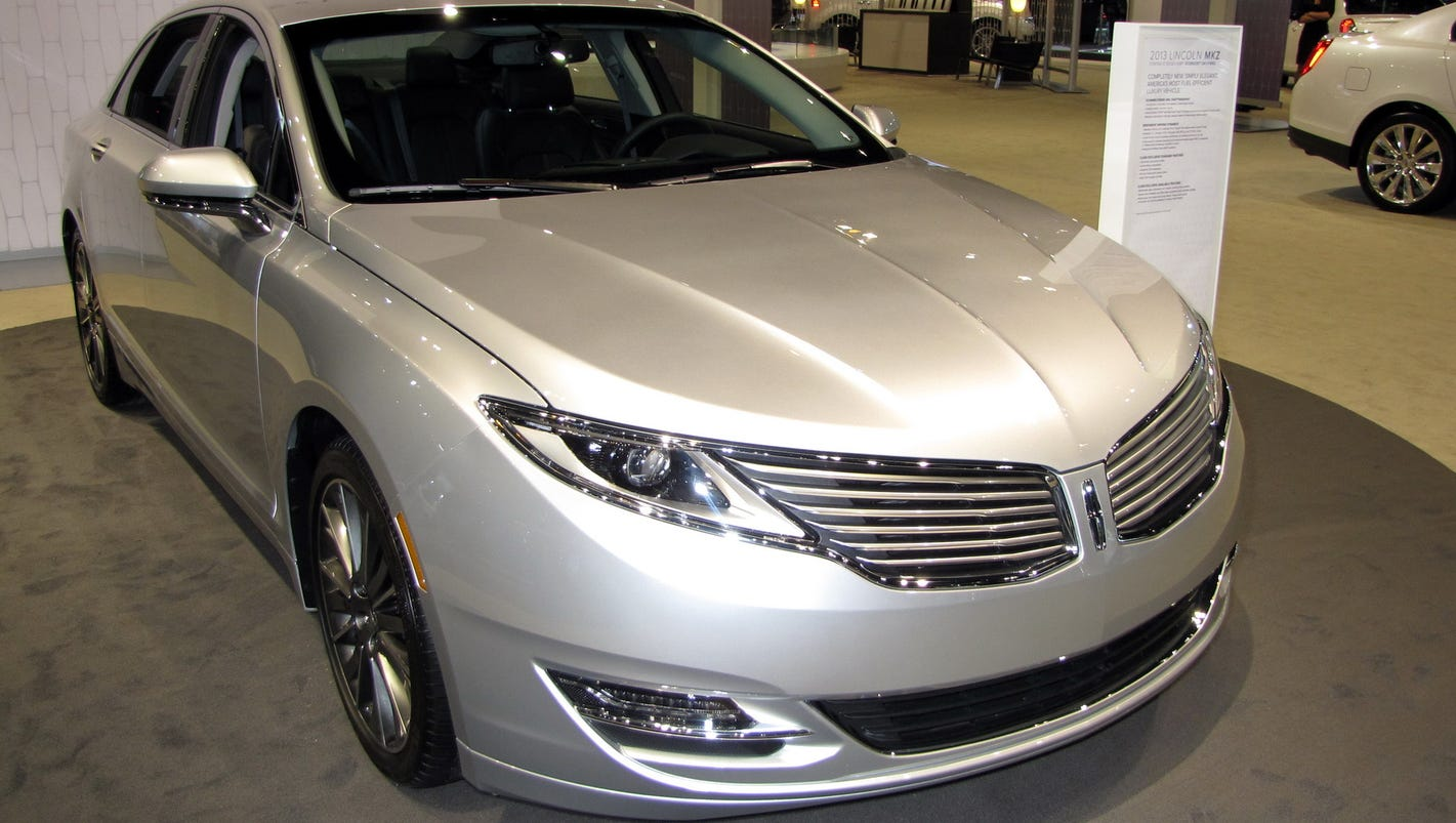 2015 lincoln mkz hybrid stylish efficient. Black Bedroom Furniture Sets. Home Design Ideas