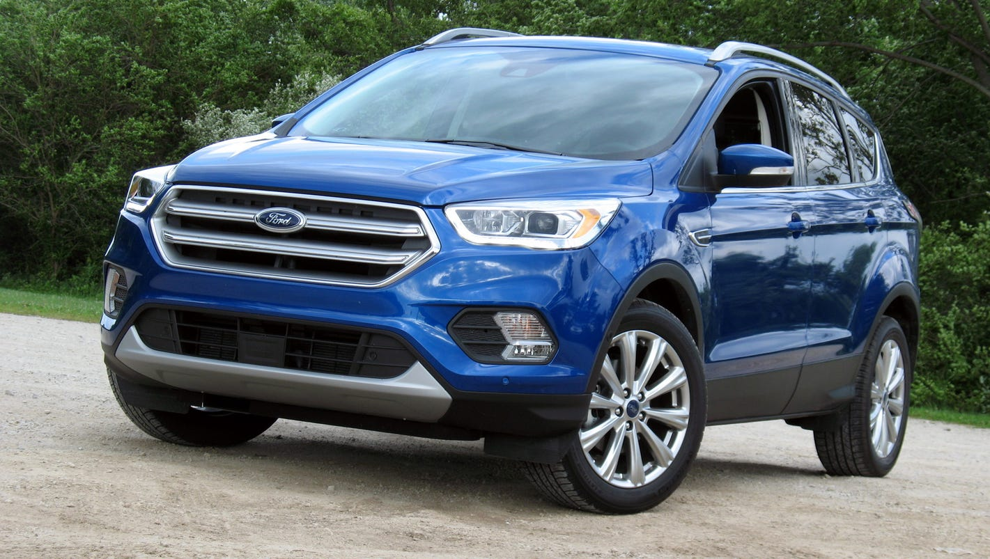 2017 ford escape suv has modern capabilities. Black Bedroom Furniture Sets. Home Design Ideas