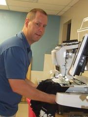 Michael Benson of MT Needles Embroidery