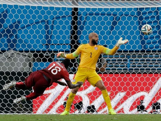 Brazil Soccer WCup US Portugal (4)