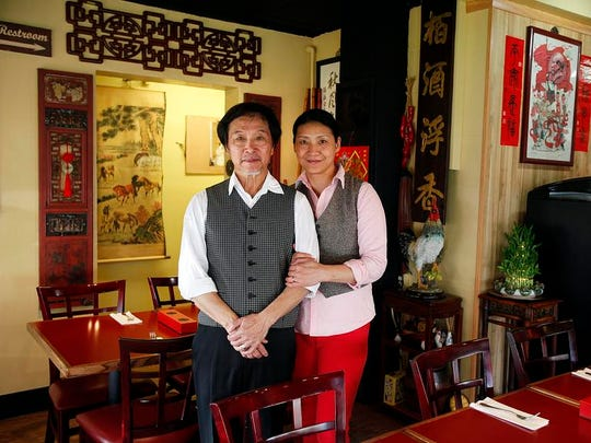 Bingo Chang and Jade Li own China Gourmet.