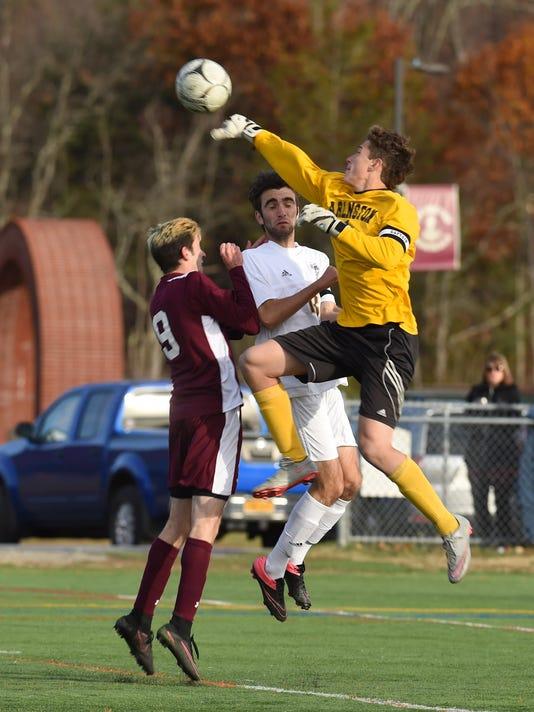 Boys soccer, Arlington v. Ossining