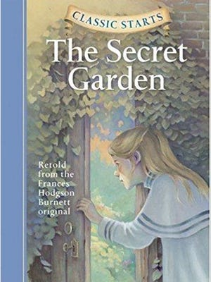 'The Secret Garden' by Frances Hodgson Burnett
