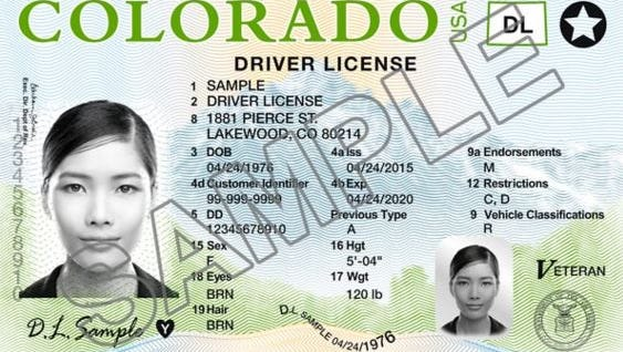 New driver's licenses and IDs in Colorado will feature an image of Mount Sneffels.