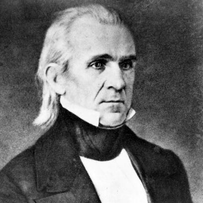 Senate takes first step to move James K. Polk's remains