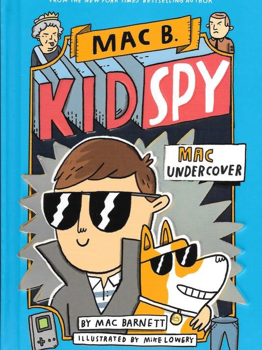 Mac B Kid Spy Mac Undercover