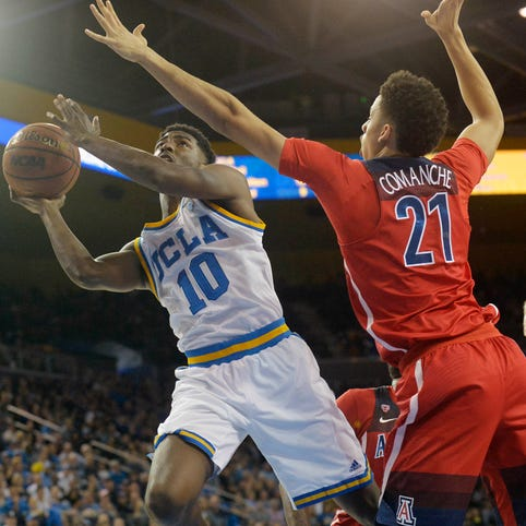 Weekend preview: Heavyweight clash in Pac-12, UCLA at Arizona