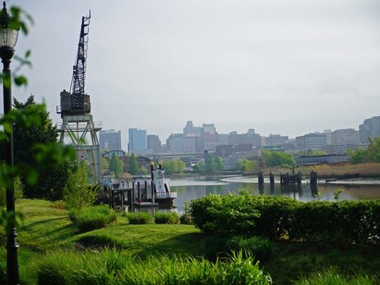 Three hotels are slated to soon be built along Wilmington's Riverfront.
