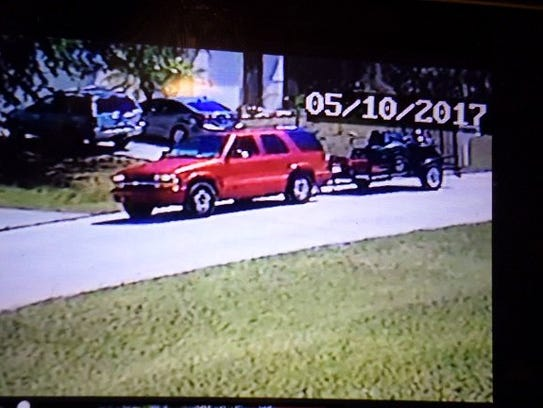 Atv Theft Suspect Charged In Palm Bay