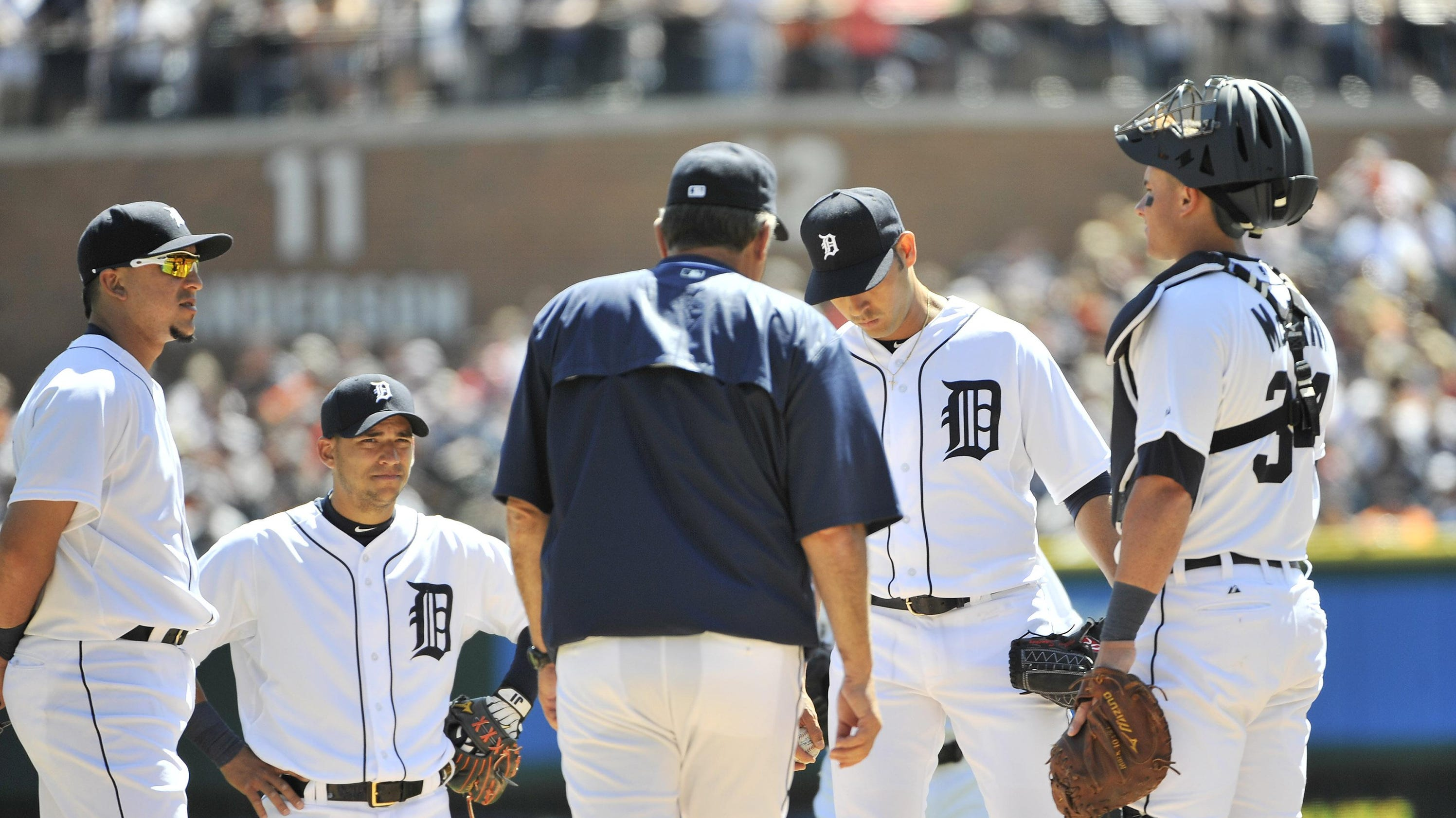 Pitching proves to be mound of trouble for Tigers