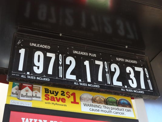 Last day of cheap New Jersey gas