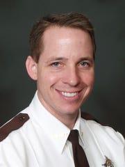 Joel Brott, Sherburne County Sheriff