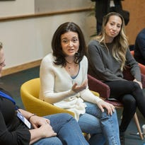 Sheryl Sandberg: Four years after 'Lean In' women are not better off
