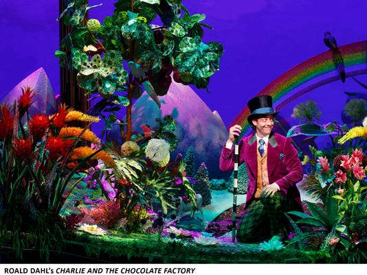 Charlie and the Chocolate FactoryLunt -Fontanne Theatre