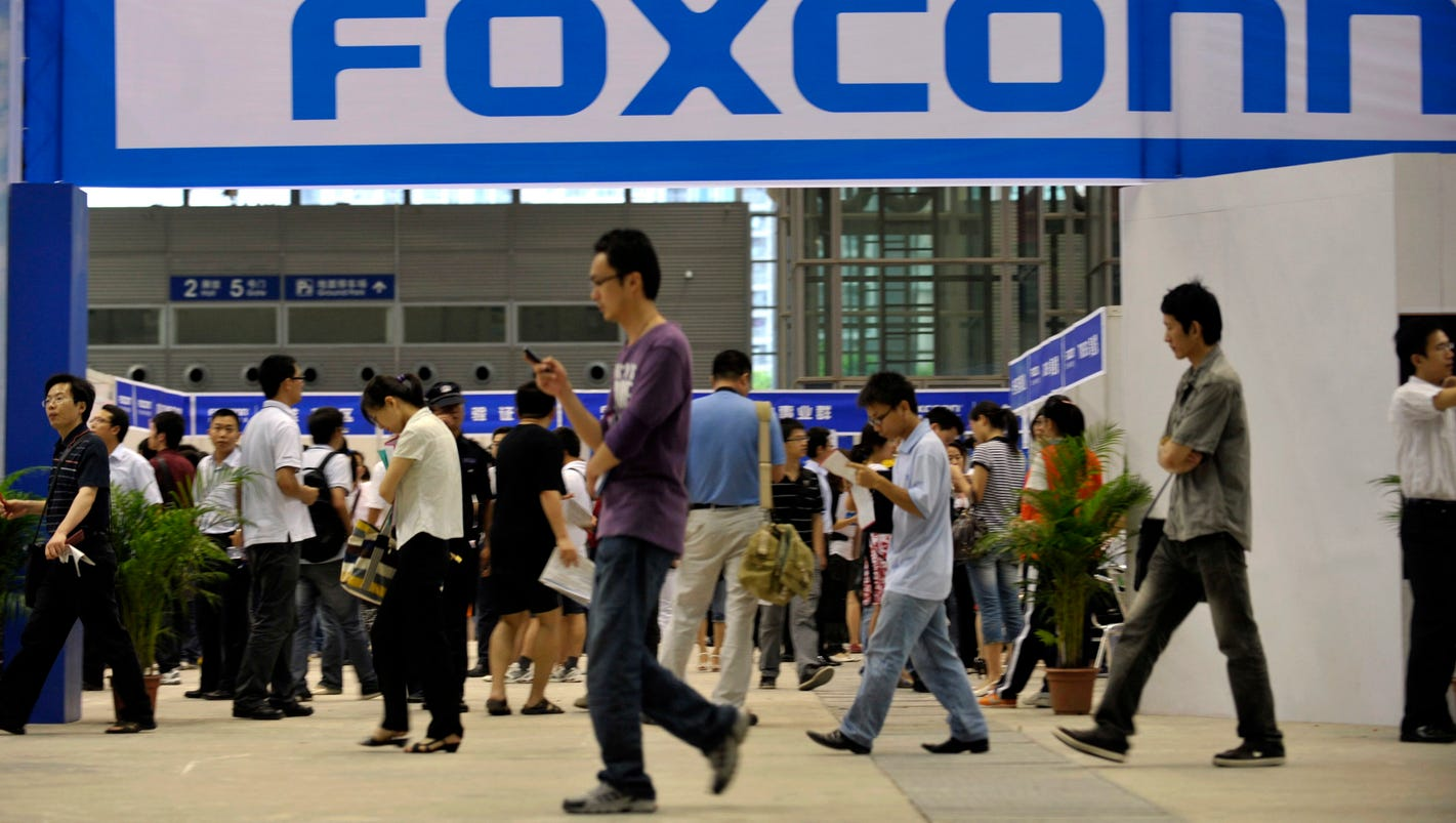 Foxconn package cost Wisconsin eight times as much per job as similar 2017 jobs deals