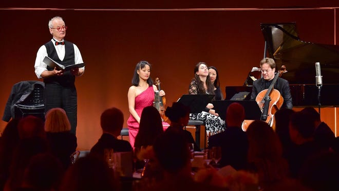 Bill Murray and a classical ensemble will kick off the McCallum Theatre subscription series in October.
