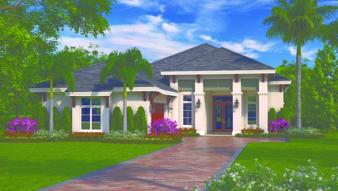 Seagate has started construction of the 2,685-square-footCayman II end-user residence at Windward Isle in North Naples.