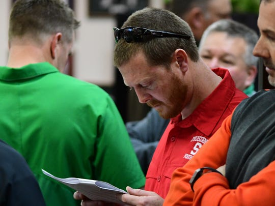 Sweetwater's Ben McGehee studies the UIL's realignment
