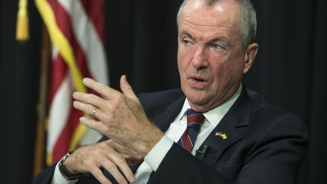 Gov. Phil Murphy says he wants to make New Jersey's income tax fairer by asking the wealthiest residents to pay a little more.