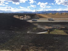 Cause identified in series of I-25 fires