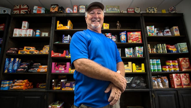 Don Cameron is the owner of Cameron's British Foods, arguably one of the most unique businesses operating today on Cape Coral.