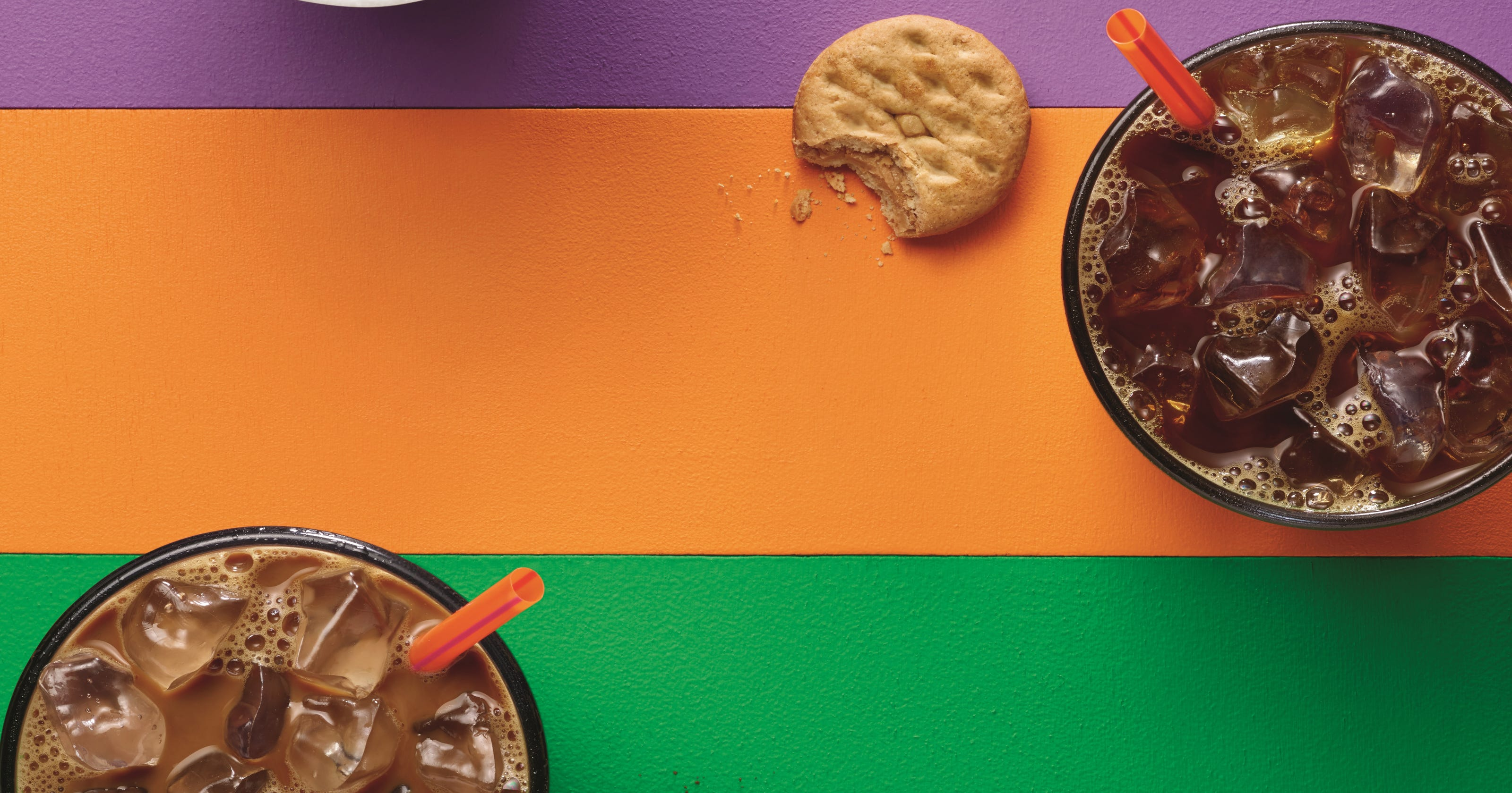 Dunkin' Donuts debuts Scout cookie coffees on