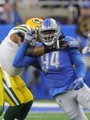 Ziggy Ansah is an unrestricted free agent.