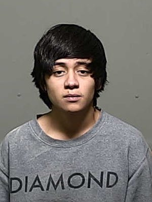 Police arrested Paul A. Rivera, a 20-year-old Appleton man, Tuesday morning on suspicion of burglary.